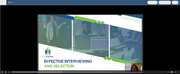 Effective Interviewing and Selection - RESA Professional Development Webinar