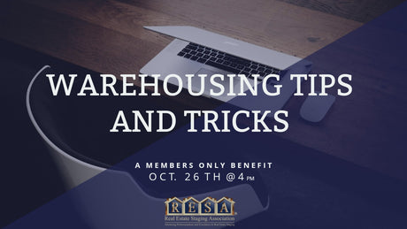 Warehousing Tips and Tricks With Michelle Minch