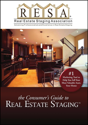 THE CONSUMER'S GUIDE TO REAL ESTATE STAGING™ DVD