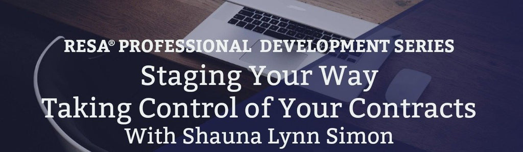 Staging Your Way – Taking Control of Your Contracts