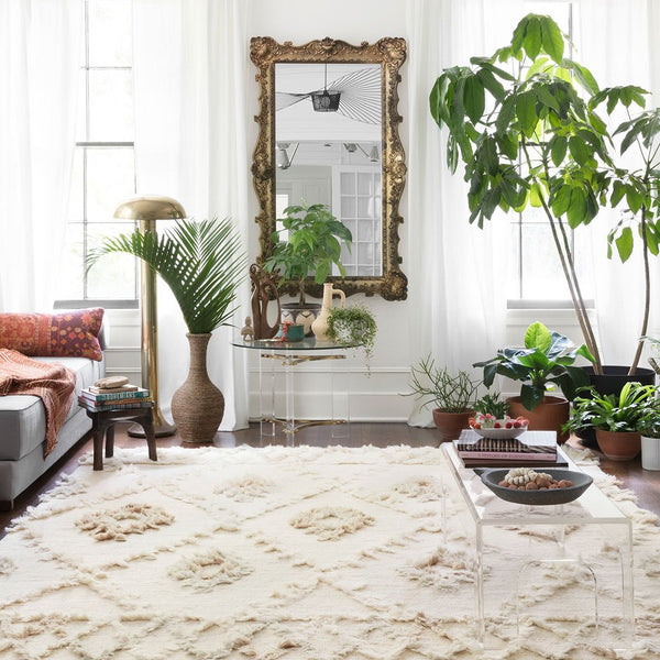 Symbology Ivory Rug by Justina Blakeney® 2