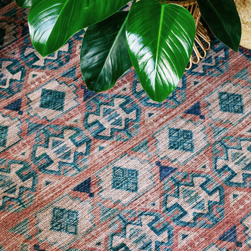 Cielo Terracotta Rug by Justina Blakeney®