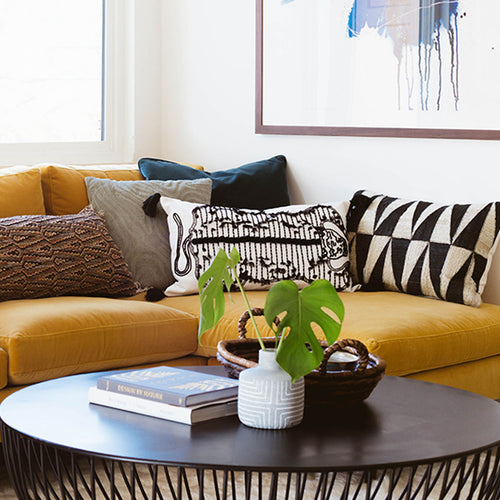 Tigress Pillow by Justina Blakeney® X Loloi