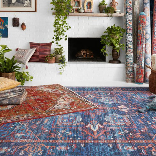 Cielo Blue Rug by Justina Blakeney® - Jungalow