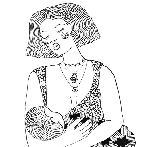 New Mama By Justina Blakeney Now Available At Jungalow