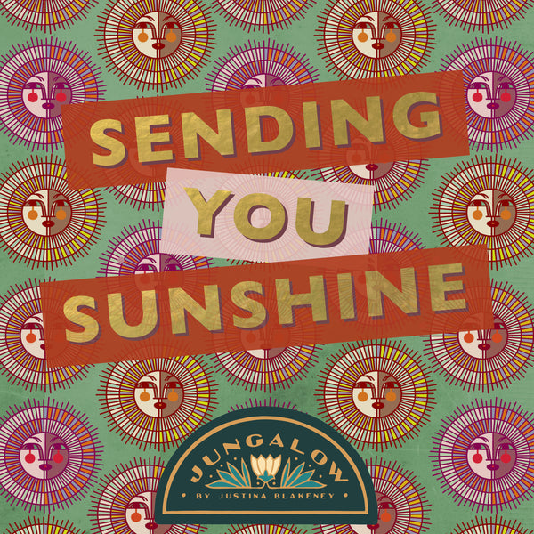 E-Gift Card | Sending You Sunshine