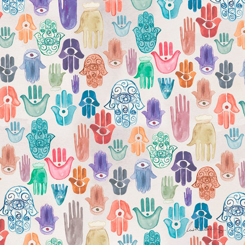 Hamsa Art Print by Justina Blakeney® - Jungalow