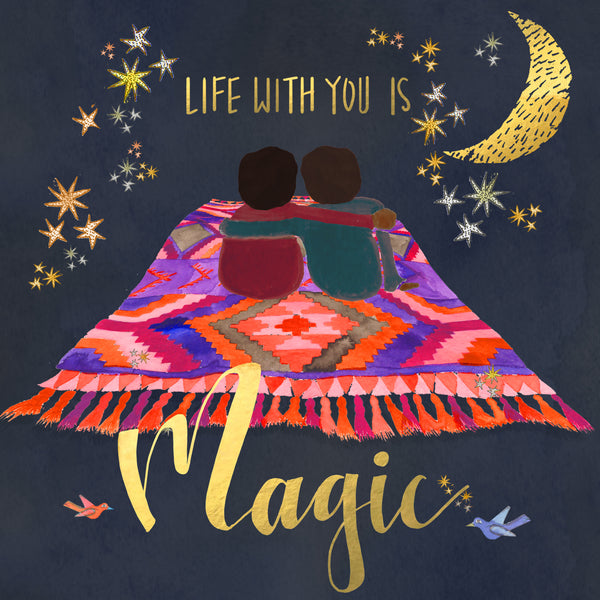E-Gift Card | Life With You Is Magic 3