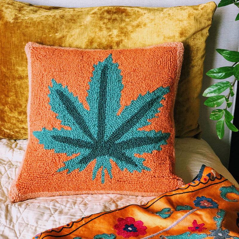 Mary Jane Hook Pillow by Justina Blakeney®