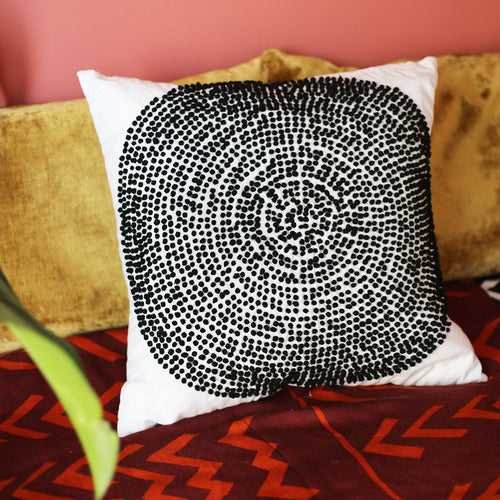 Cosmos Pillow designed by Justina Blakeney® for Loloi Rugs now available at Jungalow®