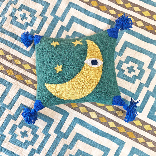 Lulu Hook Pillow by Justina Blakeney®