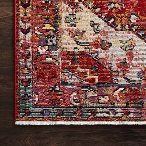 Silvia Red Rug by Justina Blakeney® - Jungalow