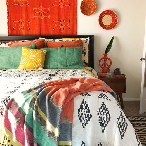 Prosperity Quilt Set by Jungalow®