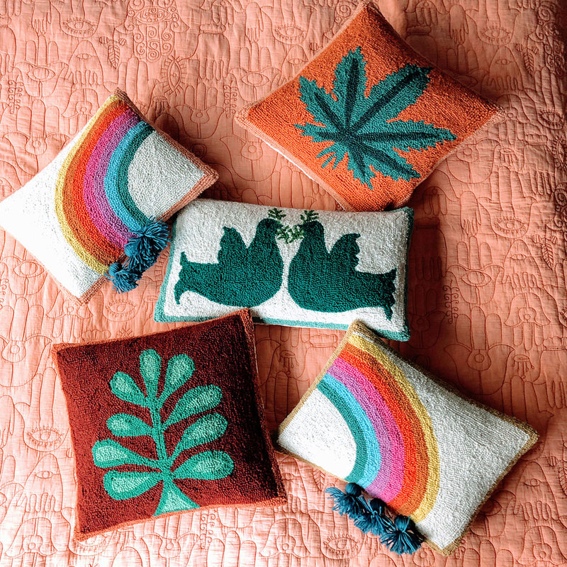 Hook Pillows by Justina Blakeney® now at Jungalow®