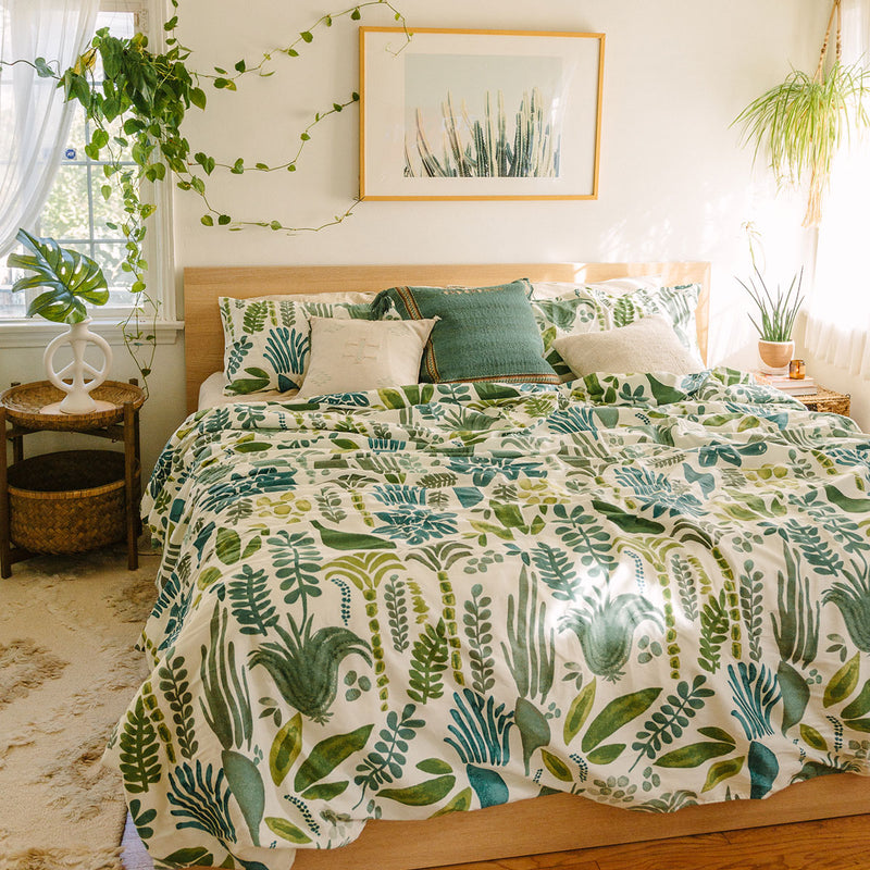 Jardin Duvet Set by Jungalow®
