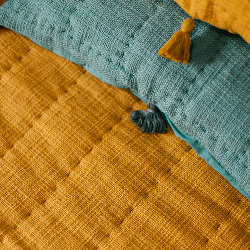 Quilt in Turmeric by Like a Lion™