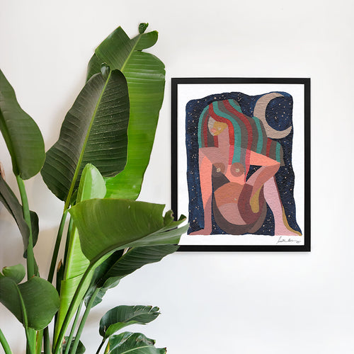 Warm Nights Art Print by Justina Blakeney®