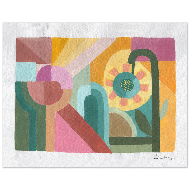 Picnic Art Print by Justina Blakeney®