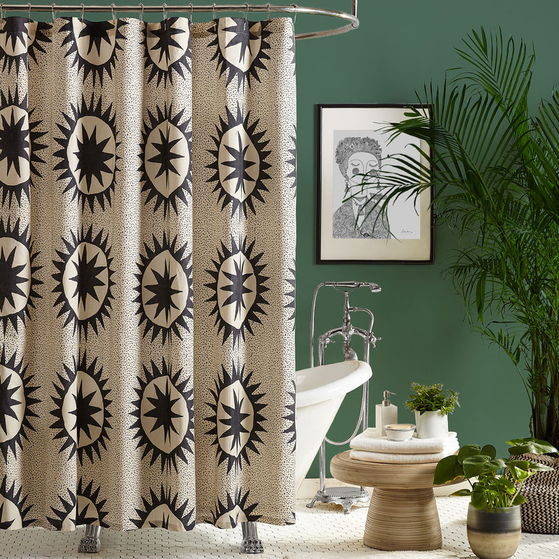 Soleil Shower Curtain
