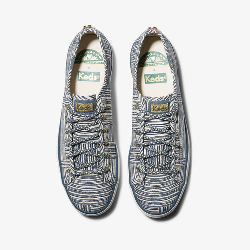 Quinn Canvas Shoe by Keds x Jungalow®