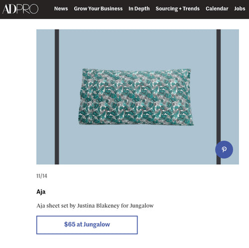 Aja Sheet Set by Jungalow®