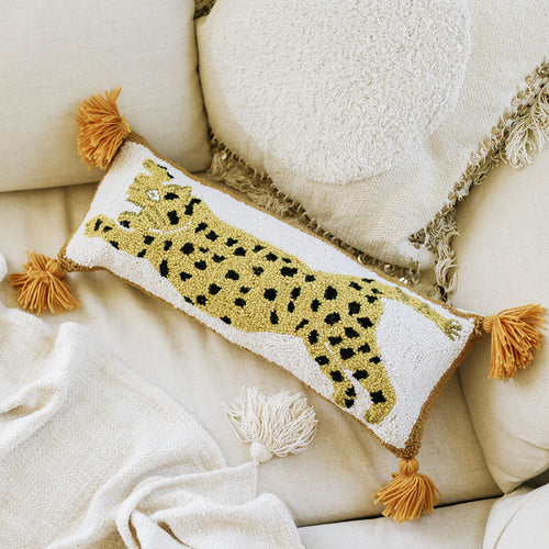 Chi Chi Pom Pom Hook Pillow by Jungalow®