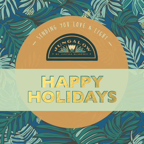 E-Gift Card | Happy Holidays, Love & Light