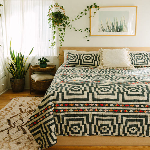 Hypnotic Quilt Set by Jungalow®