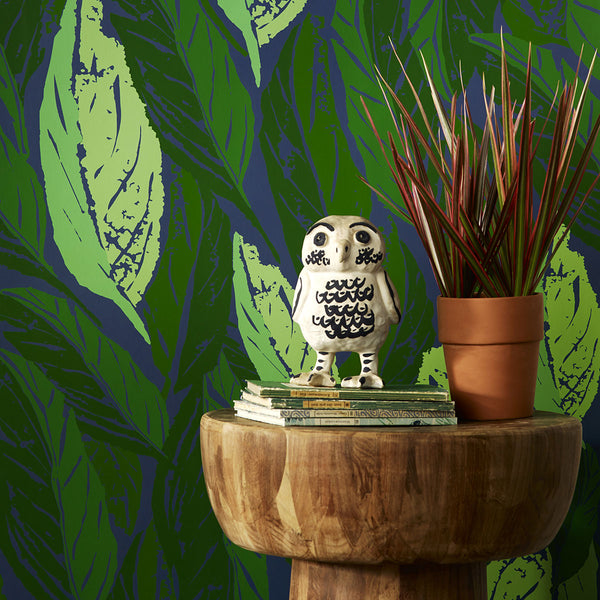 Nana Removable Wallpaper Tiles in Jungle by Justina Blakeney® - Jungalow