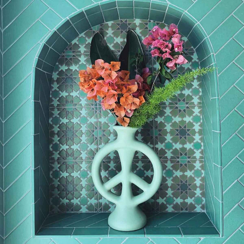 Peace Vase by Justina Blakeney®