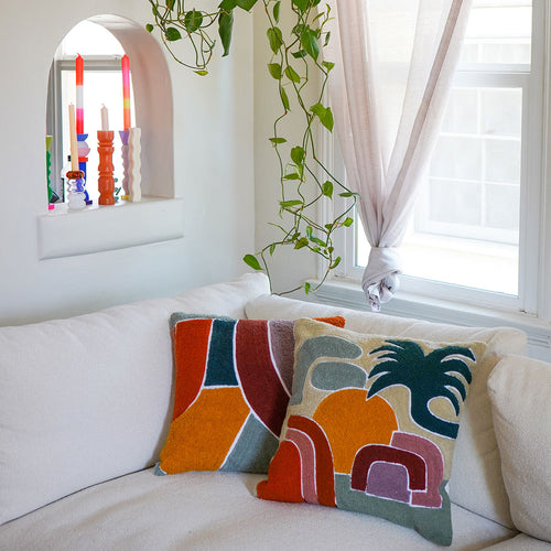 Reef Pillow by Justina Blakeney® X Loloi