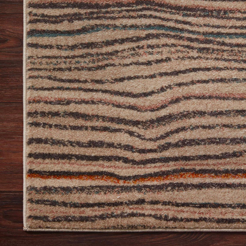 Chalos Sand Rug by Justina Blakeney® X Loloi
