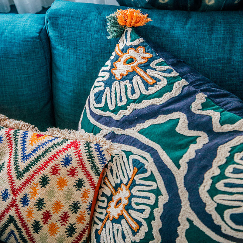 Ritual Pillow by Justina Blakeney® - Jungalow
