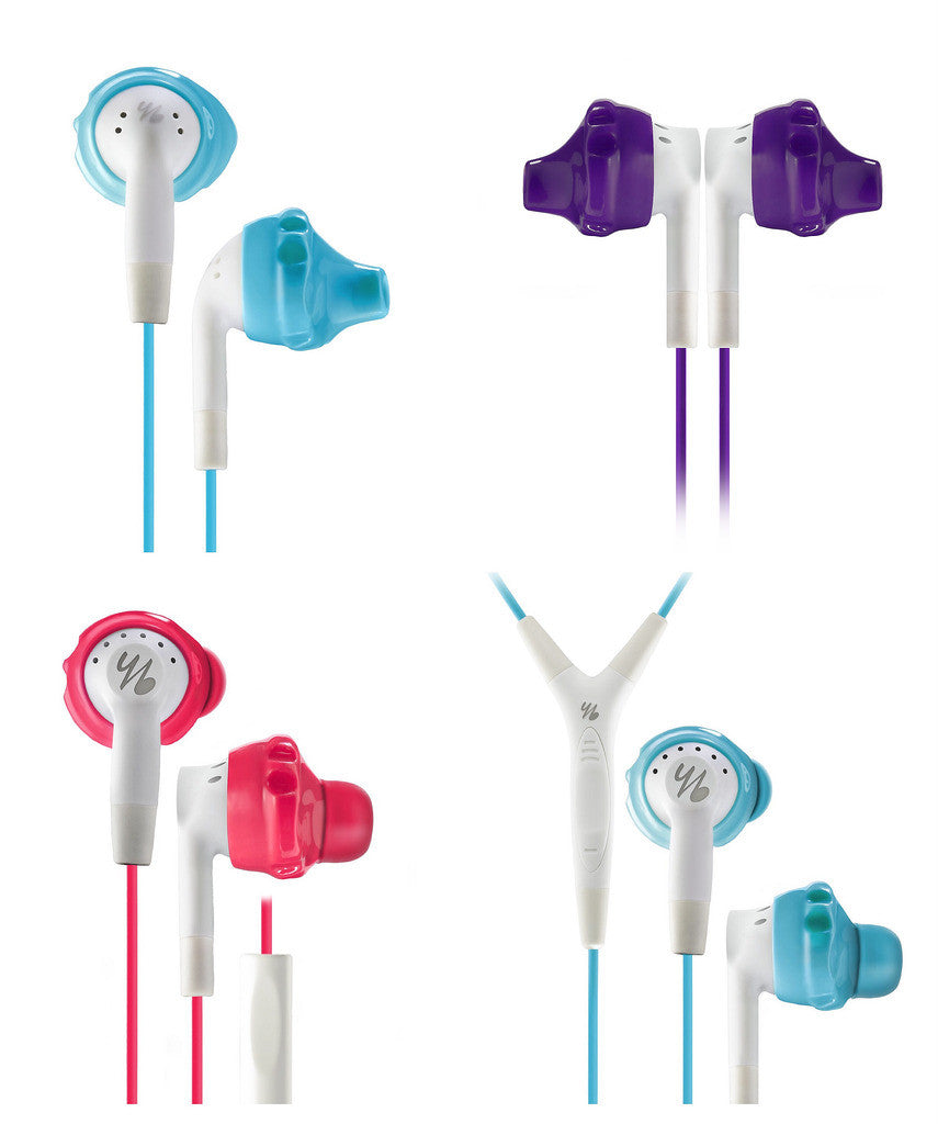 Yurbuds Inspire 400 Noise Isolating In-Ear Headphones