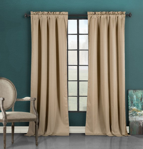 Blackout Energy-Saving Curtain Panel