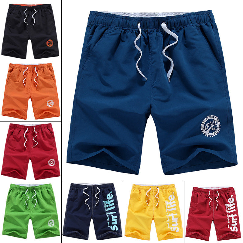 Mens Quick Drying Casual Swim Shorts