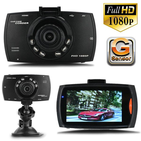 2.7 Inch Full HD 1080P Car DVR Camera Dash Cam