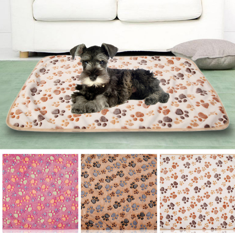 Ultra-Soft Pet Mat & Blanket - Flash Steals