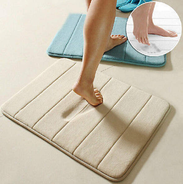 Memory Foam Bath Mat - Flash Steals