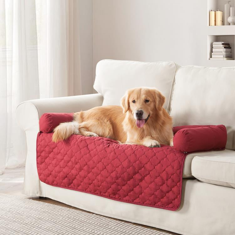 Reversible Furniture Pet Bed Protectors