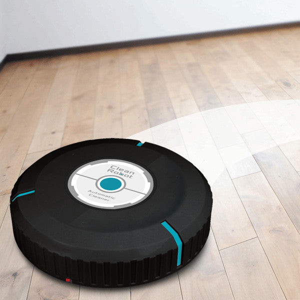 Robotic Smart Automatic Vacuum Cleaner - Flash Steals