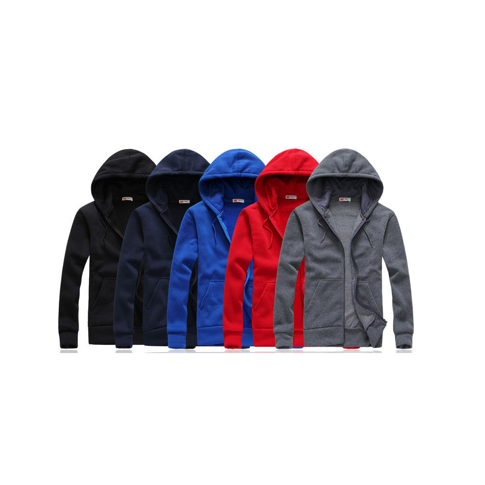Mens Casual Hoodie Sweater - 6 Colors - Flash Steals
