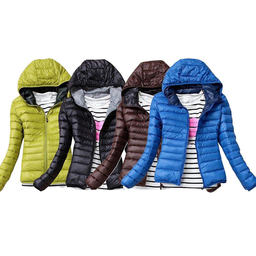 Women's Casual Jacket - Multiple Colors