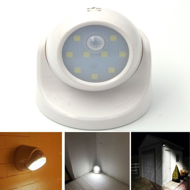 LED Wireless Motion-Sensor Light