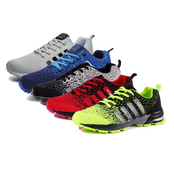 Lightweight Athletic Breathable Sneakers