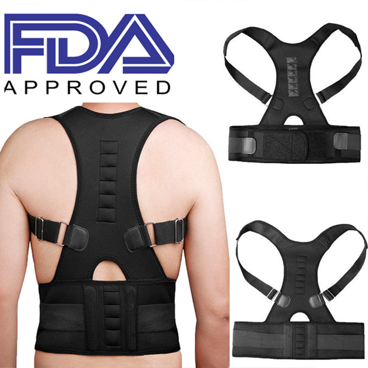 Adjustable Posture Corrector Brace