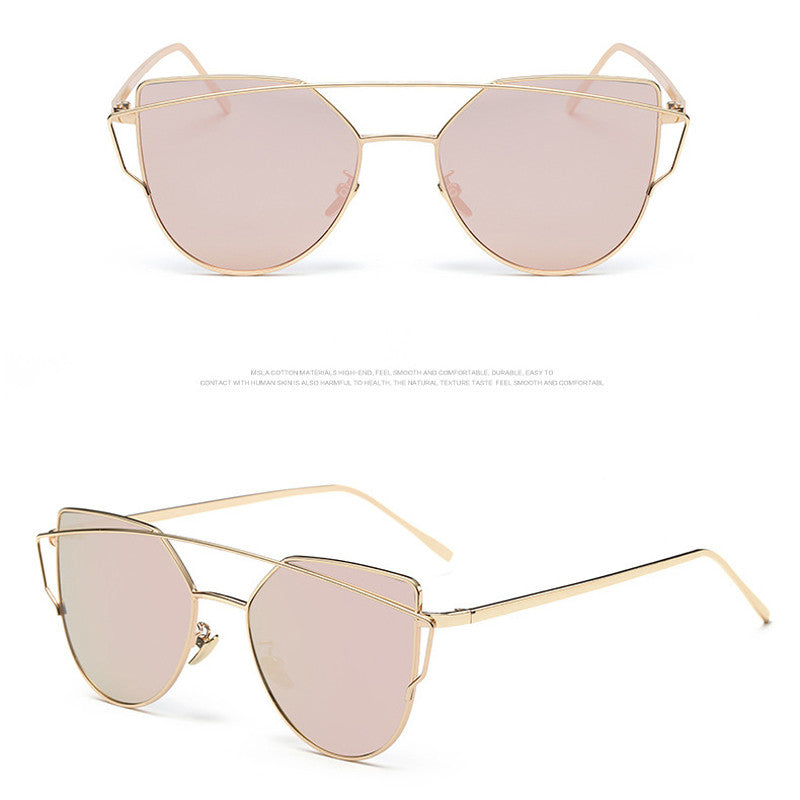 Womens Fashion Designer Sunglasses - 6 Colors