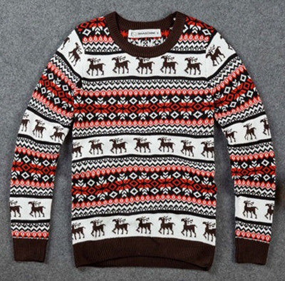 Ultra Soft Winter Christmas Sweater