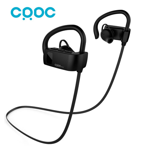 Cooc Smart Bluetooth Wireless Earbuds with Microphones