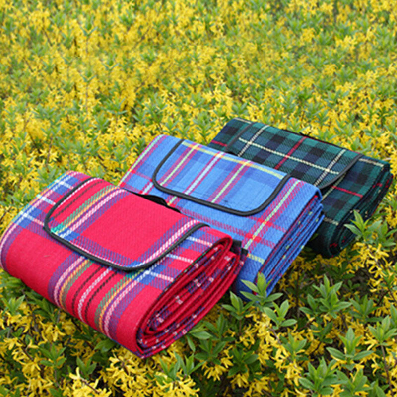 Cashmere Outdoor Waterproof Blanket